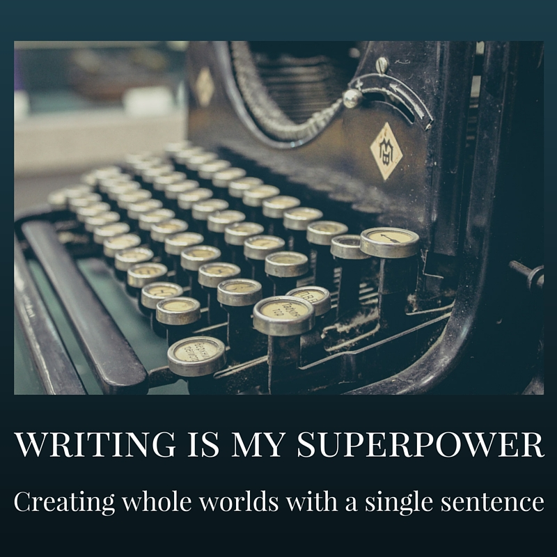 Image result for writing super power