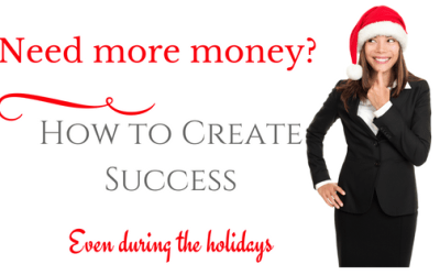 My Process for Creating Success, Even During the Holidays