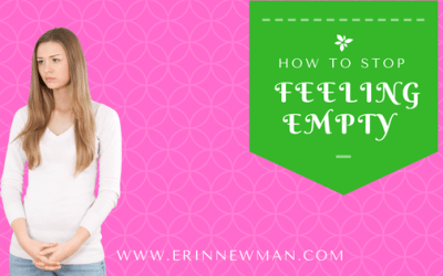 How to Stop Feeling Empty
