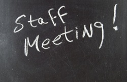 Image result for full staff meeting
