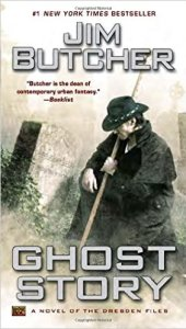 Book Cover for Ghost Story