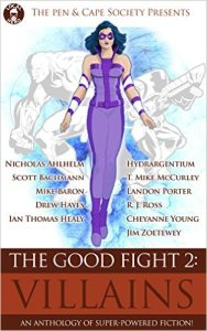 Book Cover for The Good Fight 2: Villians