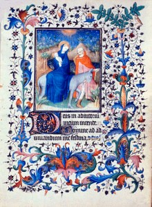 The Etienne Chevalier Books of Hours