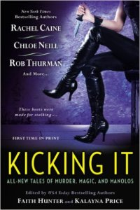 Kicking It Amazon Book Cover