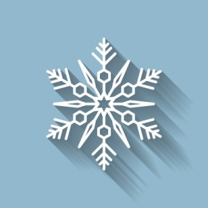 Snowflake Icon Stock Art