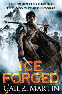 Amazon Cover - Ice Forged