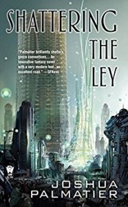 Amazon Cover - Shattering the Ley
