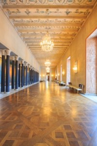 Corridor stock art