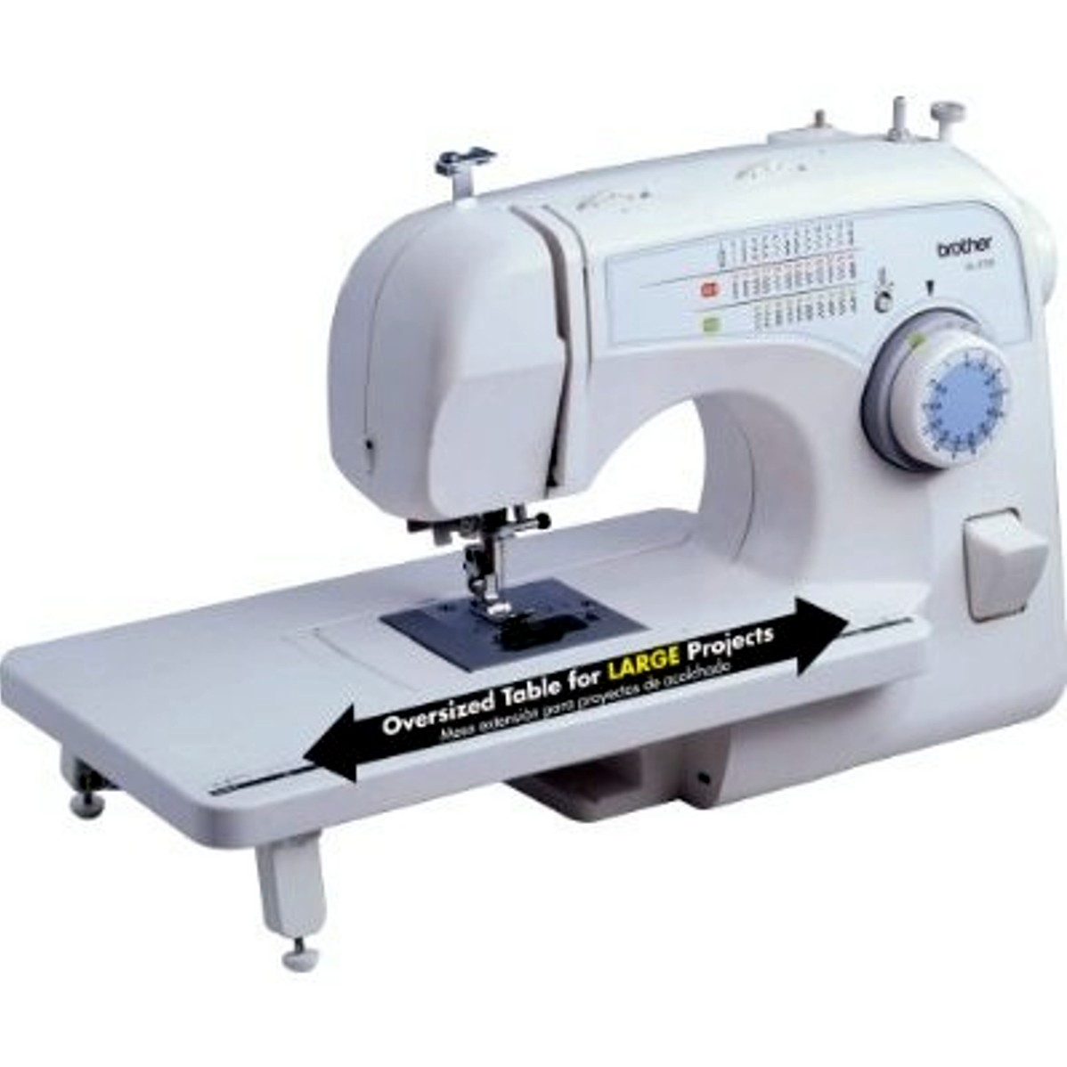 Brother Xl Convertible Sewing Machine Review