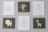 Free Printable Nursery Wall Art! - Erin Spain