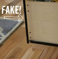 How to Tell if Wood Furniture is Real or Fake - Erin Spain