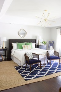 Master Bedroom Makeover Reveal: One Room Challenge - Erin ...