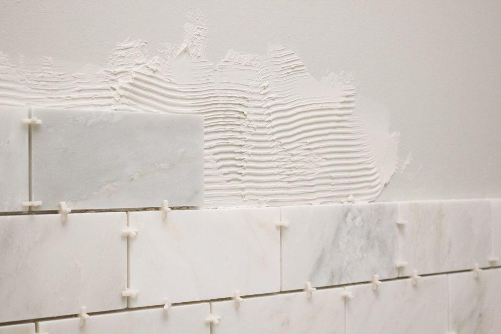 Installing Subway Wall Tile