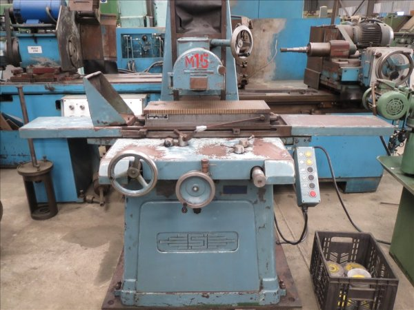 JAKOBSEN horizontal spindle surface grinder