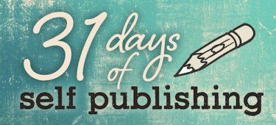 31 days of self publishing - erinulrich.com