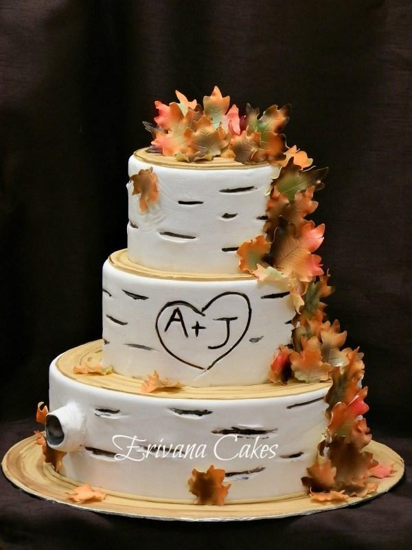 October Fall Birthday Cake Imgurl