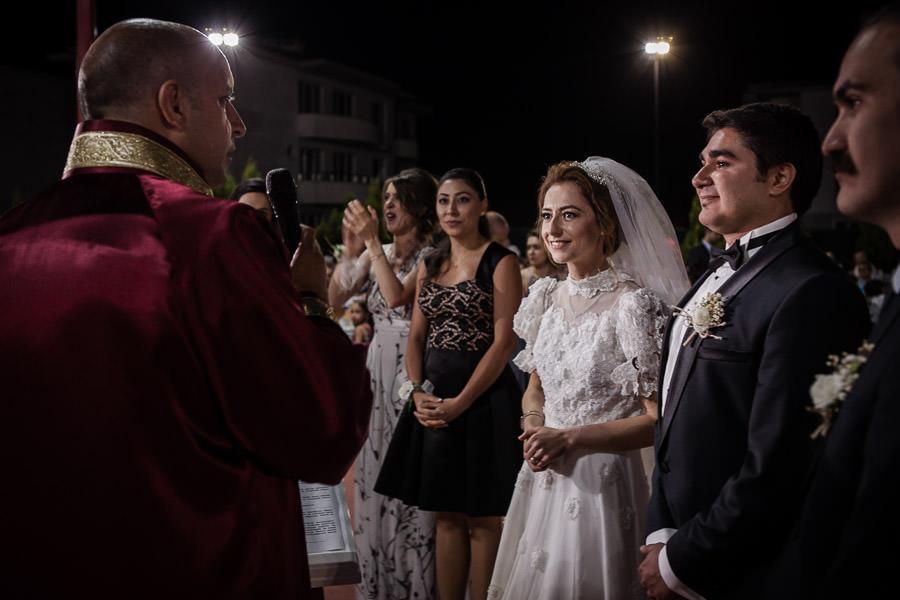 turkish wedding ceremony in tekirdag