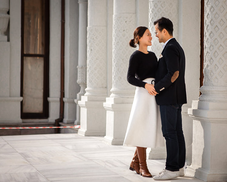 pre-wedding photoshoot in istanbul