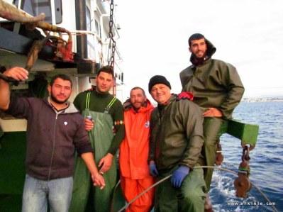 Tekne personeli
