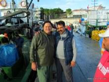 Didimli Balıkçı tezgahını süslemek için balık arayışında