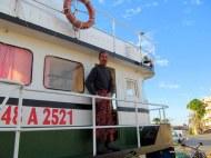 çekirdekten balıkçı Reis Hasan Olgun'un başarısı kesinlikle tesadif değil; çok çalışkanlığın eseri