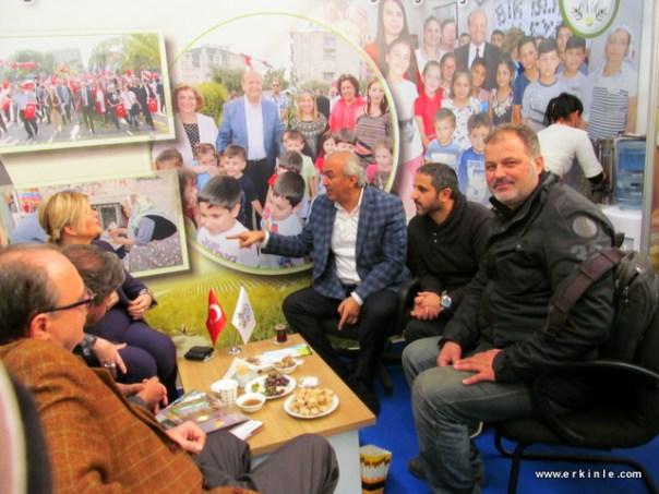 Efeler Belediyesi Aydın Tarım Fuarı standı