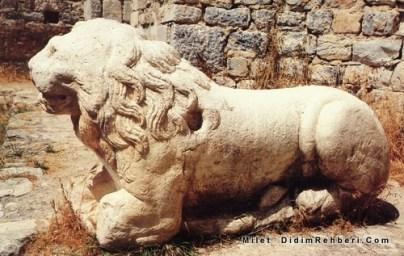 milet Aslanı