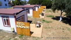 Red's Beach Club Bungalov evler