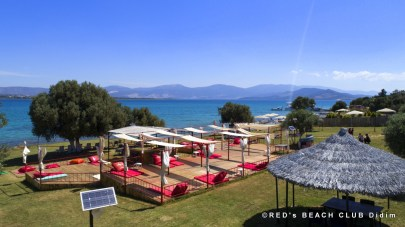Red's Beach Club - Yeşilkent Didim