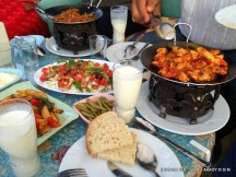 Şenolun Yeri Köy Kahvaltısı Akköy Didim