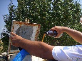 zeytinleri suladığım 5 sene tankere ilave EM