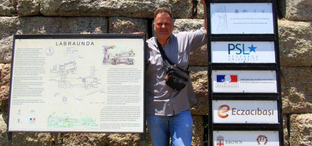 Labranda antik kenti