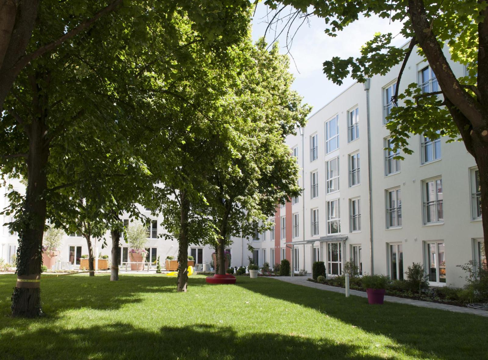Studentenwohnanlage Landshut  ERL Immobiliengruppe