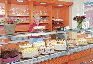 Cafe Koch in Geesthacht