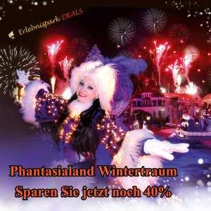 Phantasialand Wintertraum