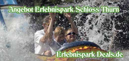 Angebot für den Erlebnispark Schloss Thurn