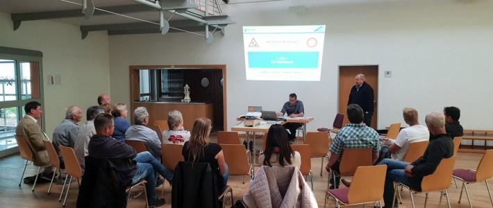 FRAGEN und ANTWORTEN auf Informationsveranstaltung für alle Gewerbetreibende aus Erlenbach