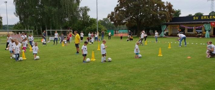 15.06.2018 – Kindergarten Sommerfest, steht im Focus der WM