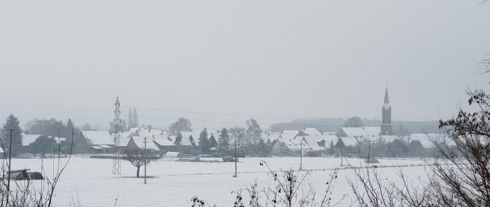 Winterdream in Erlenbach – Kurz awer schääää :-)