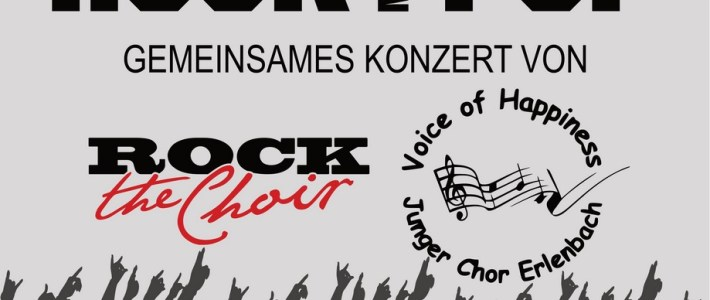 "Einladung zum 2ten Konzert ""ROCK MEETS POP"" – dieses Mal in Jockgrim!"