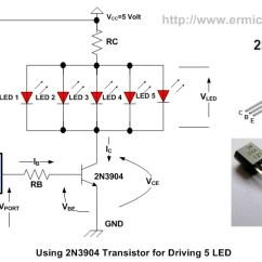 Transistor Wiring Diagram 12 Volt Electric Hydraulic Pump Using As A Switch Ermicroblog On