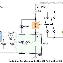 3 Watt Led Driver Circuit Diagram Parts Of A Flower For Kids Using Transistor As Switch | Ermicroblog