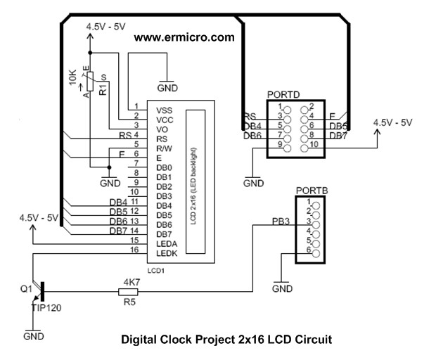 Using Maxim DS1307 Real Time Clock with Atmel AVR