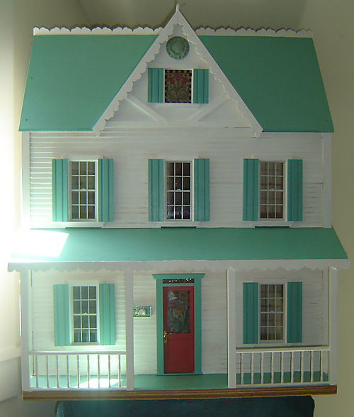 My Studio Dollhouse