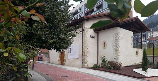 Exposición del PGOU en la ermita de San Antonio de Ermua