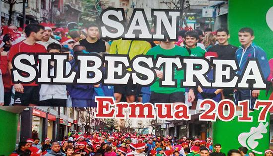 La San Silvestre de Ermua despide 2017