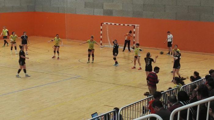 21-35. Logroño Sporting ejerce de lider en el MAB