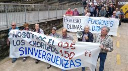 Más de 100 días de protestas de los pensionistas