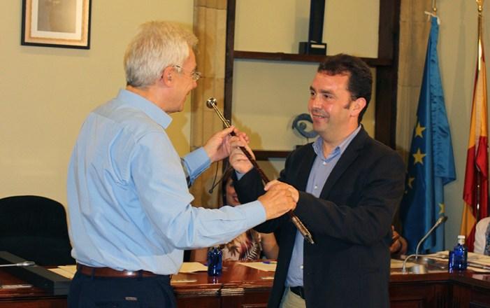Juan Carlos Abascal, elegido como nuevo alcalde de la Villa de Ermua