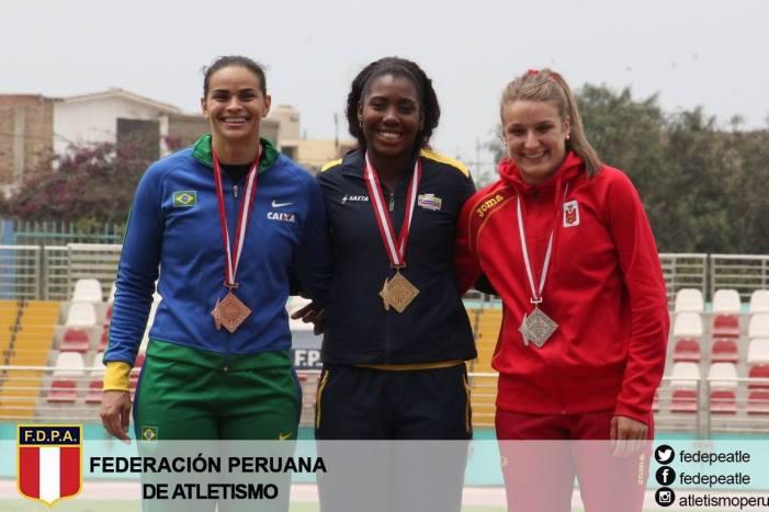 Moreno, plata en los campeonatos Iberoamericanos